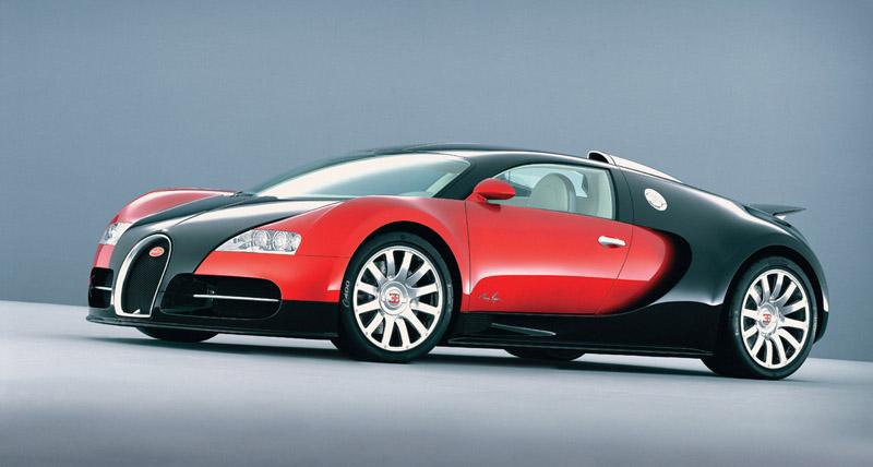 Veyron 16.4 Grand Sport,