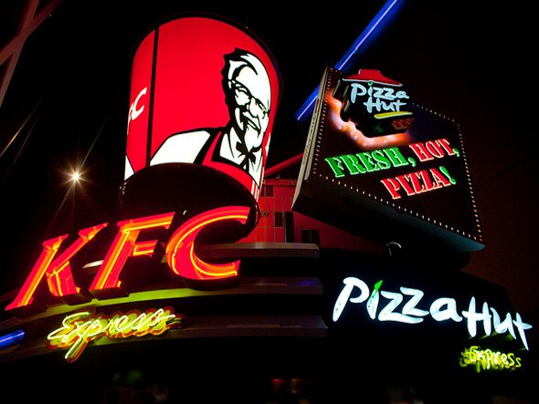 Kfc Overtakes Pizza Hut As Yum S Largest Brand In India