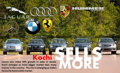 Kochi Emerges India S Strongest Market For Bmw Audi Mercedes