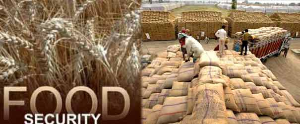 Food Security Bill India Ppt