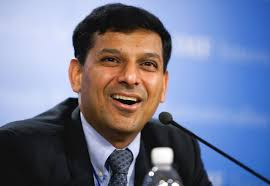 RBI chief Raghuram Rajan