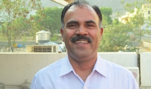 Ravi Patil, Director of INDOLINK India