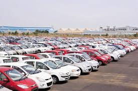 India's auto exports hit a record high in 2014-15