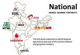 Mobile number portability goes national