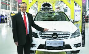 Mercedes-Benz to expand manufacturing in India